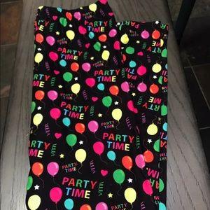 Pants - Party Time Leggings CV